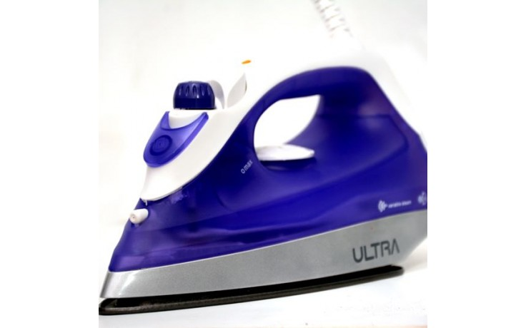 Ultra Es-2339 Steam Iron Self Clean 2000W, Purple