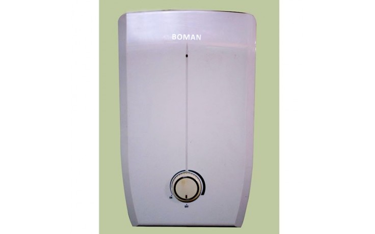 Boman Electric Water Heater, White- GL7-KW11