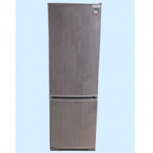 Passap KBS410L Combi Refrigerator - 15 FT - Bottom Mount - Silver