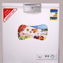 Passap ES241 Chest Freezer - 203 L - White