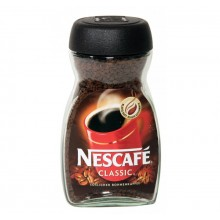 Nescafé Classic Instant Coffee Glass Jar - 100g