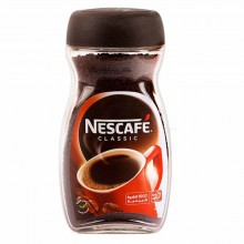 Nescafé Classic Instant Coffee Glass Jar - 200 g