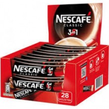 Nescafé Mixes 3In1 Original Mix Instant Coffee - 24 Sticks 18 G